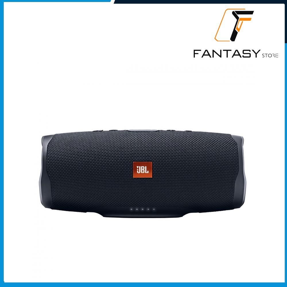 Loa Di động Bluetooth JBL Charge 4 30W Bluetooth 4.2, Công Suất Tối đa 30W, Tần Số 60Hz-20kHz, Pin 7500mAh, Chống Nước IPX7 Có Giá Rất Cạnh Tranh