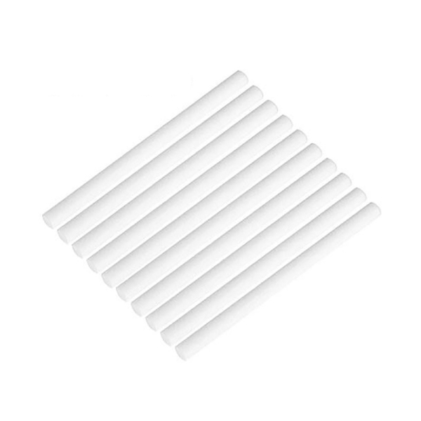 10 Pieces 7mmx75mm Humidifiers Filters Cotton Swab for USB Air Ultrasonic Humidifier Aroma Diffuser Replace Parts Can Be Cut Singapore
