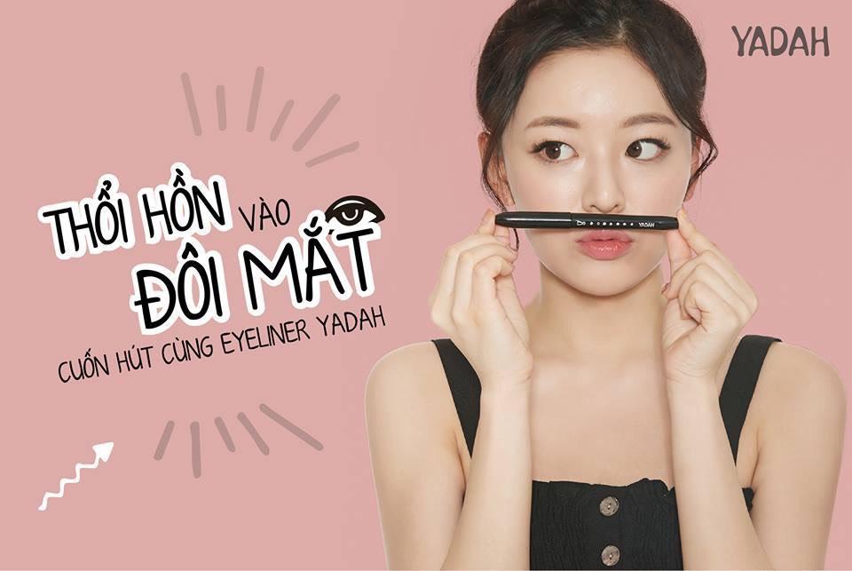 Kẻ mắt nước, Bút kẻ mắt nước Hàn Quốc, Eyeliner không lem, không trôi, chống thấm nước tốt nhất