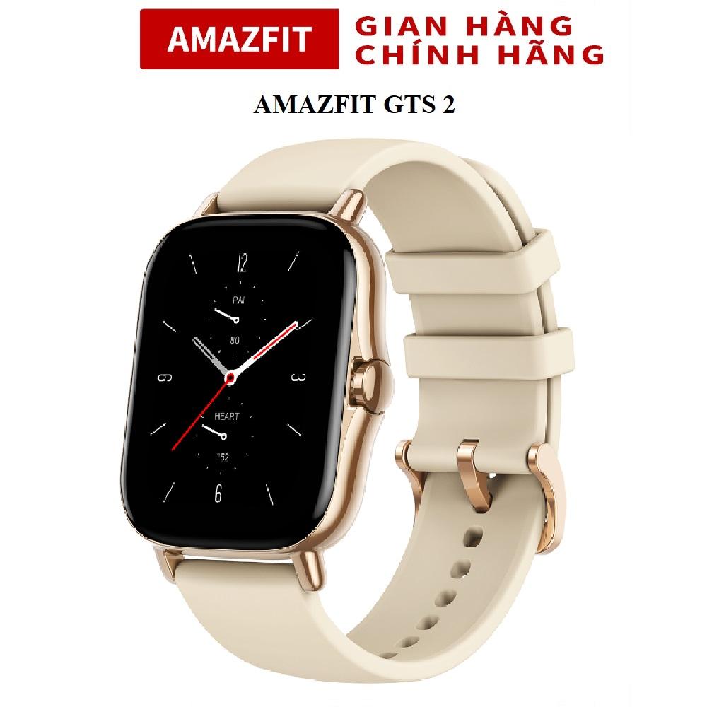 Đồng hồ thông minh Xiaomi Huami Amazfit GTS 2 - Bản quốc tế - Chính hãng Digiworld