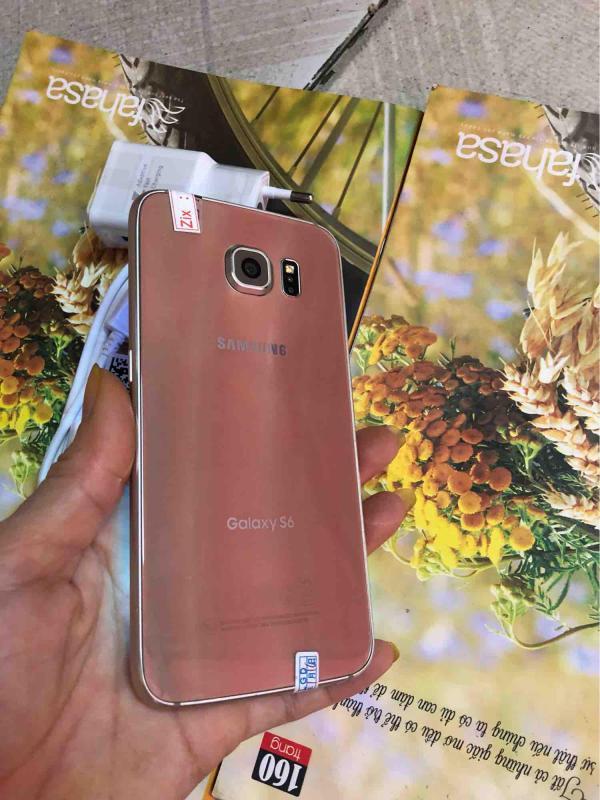SAMSUNG GALAXY S6 32GB MỚI( nhập Khẩu )