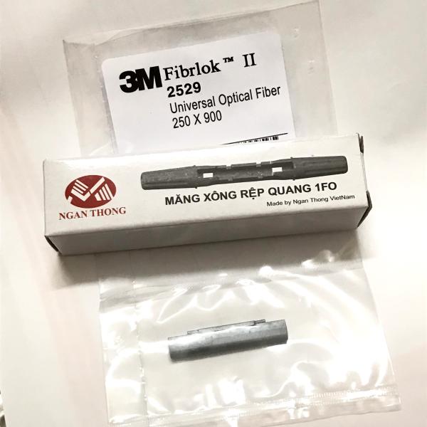 Giá Rệp nối quang 3M và Măng xông rệp quang