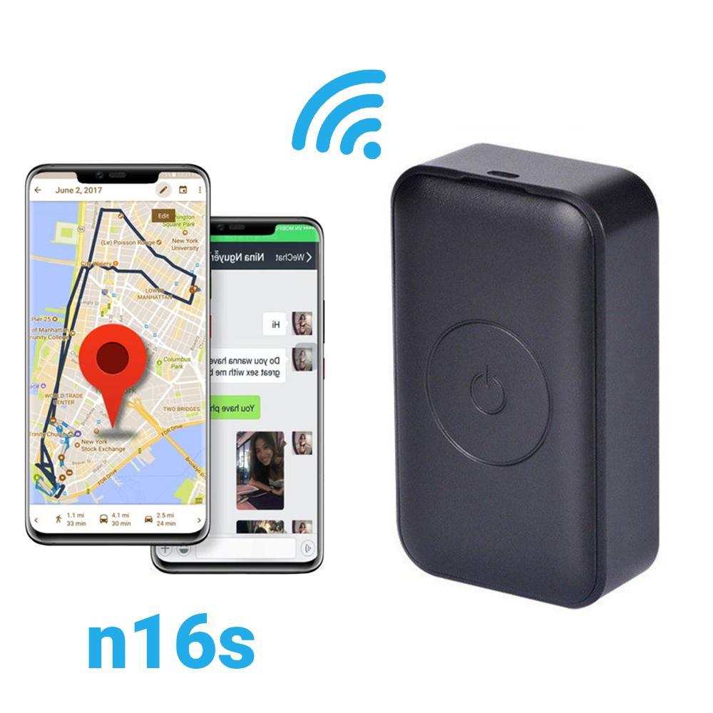 Thiết Bị định Vị GPS Mini Siêu Nhỏ N16s - Đinh Vị Xe Máy, Trẻ Em Thời Gian Chờ 7 Ngày - Dùng APP 365GPS BH12T Giá Cực Ngầu