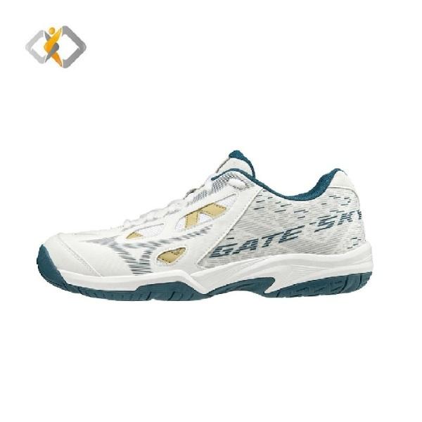Giày cầu lông nam Mizuno GATE SKY 71GA204033 hàng chính hãng-giày thể thao-giàu chơi bóng chuyền