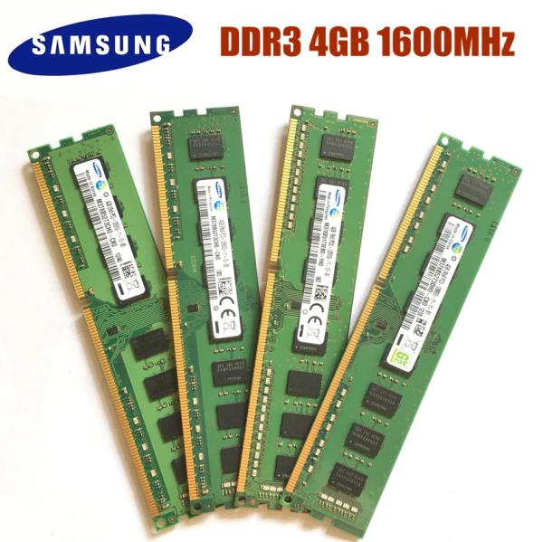 Bảng giá Ram Ddr3 4Gb Lắp Main G41 H61 H81 B85 dành cho máy bàn Phong Vũ