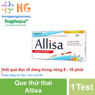 Que thử thai Allisa - Trapharco thumbnail