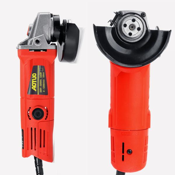 Máy cắt AOTUO máy mài công suất 850w máy cắt cầm tay máy mài cắt bảo hành 12 tháng hàng thái lan nội địa máy mài cắt mini máy mài chất lượng - ATADAT