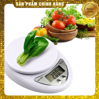 [M] Cân thực phẩm điện tử mini cầm tay - đồ dùng gia dụng nhà bếp thông minh- Cân điện tử thực phẩm cho nhà bếp 5kg - cân tiểu ly điện tử kèm pin siêu tiện lợi thumbnail