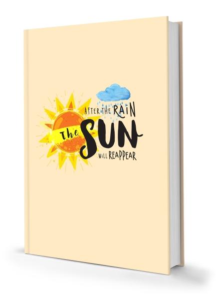 Mua Fahasa - Sổ Notebook Bm05 - After The Rain The Sun Will Reappear