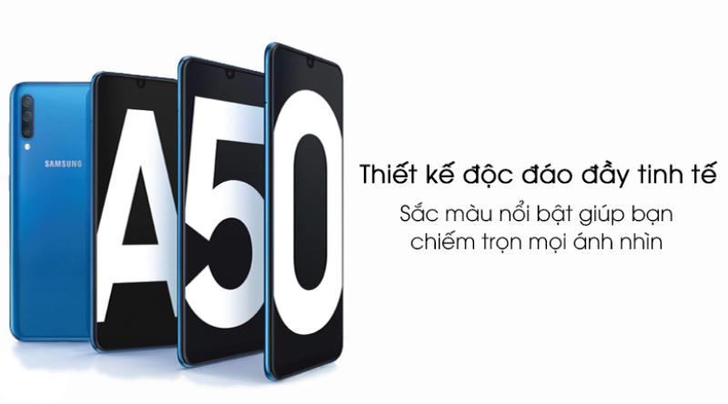 Điện Thoại Samsung A50