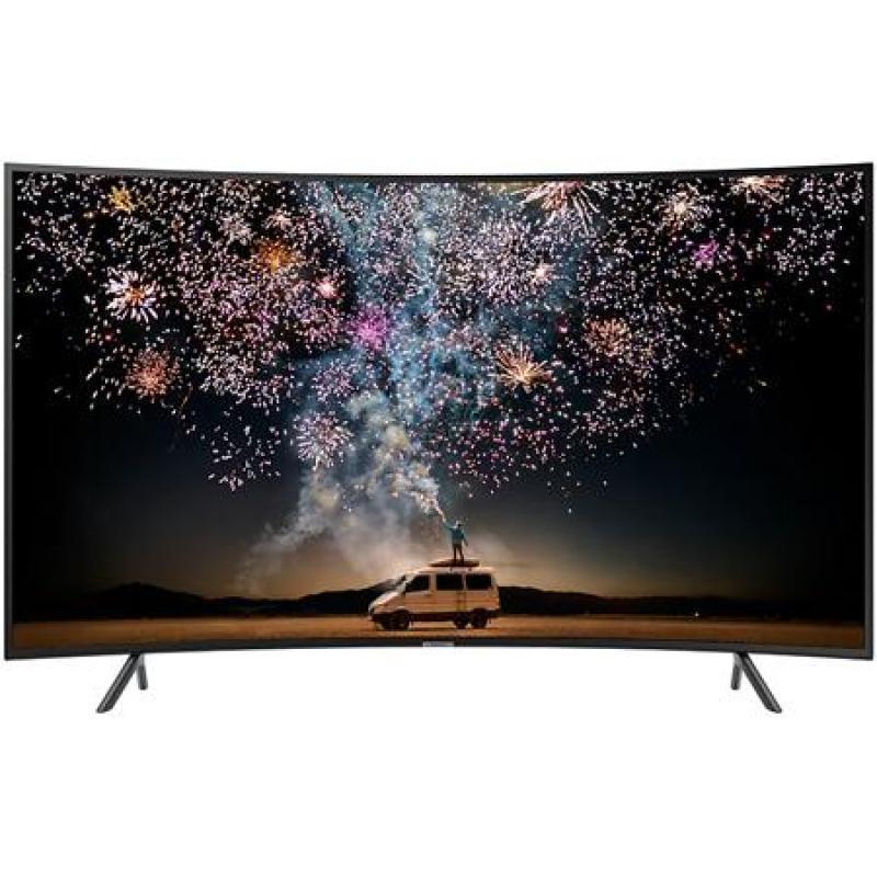 Bảng giá Smart Tivi SAMSUNG 4K Màn Hình Cong 49 Inch 49RU7300