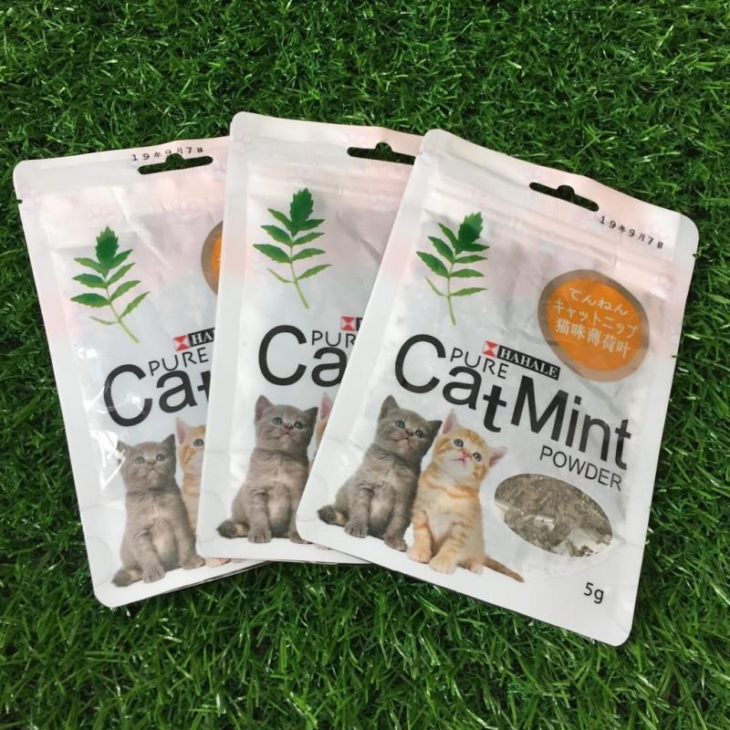 Catnip gói 5gr cho mèo, cam kết hàng đúng mô tả, chất lượng đảm bảo, an toàn cho thú cưng sử dụng
