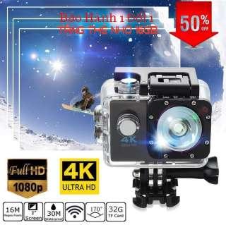 (Xả - Hàng - GIá - Rẻ), Camera hành trình 4K - Camera Hành Trình 1080 Sports ,Chất Lượng Hình Ảnh Rõ Nét- Nhỏ Gọn - Tiện Lợi- Full HD Chống Nước ở độ sâu 30m, Bảo hành 6 tháng . Lỗi 1 Đổi 1 thumbnail