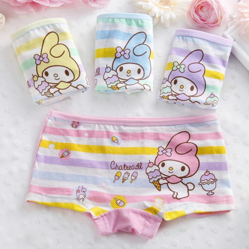 Nơi bán Combo 10 quần lót đùi nhiều màu cho bé gái từ 8 đến 30 kg