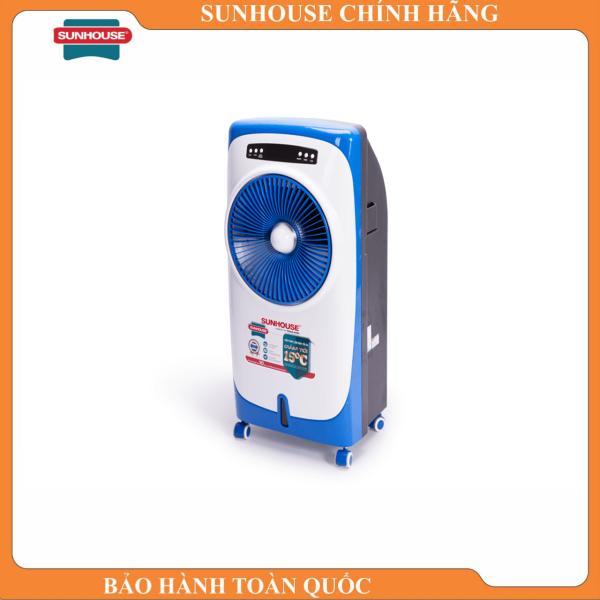 Bảng giá Máy làm mát không khí SUNHOUSE SHD7710 hoạt động dựa trên nguyên lý bốc hơi nước tự nhiên
