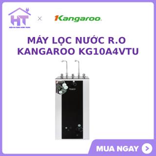 Máy lọc nước R.O nóng lạnh Hydrogen Kangaroo KG10A4VTU 10 lõi Hàng Chính Hãng 100% bảo hành tại nhà 2 Năm thumbnail