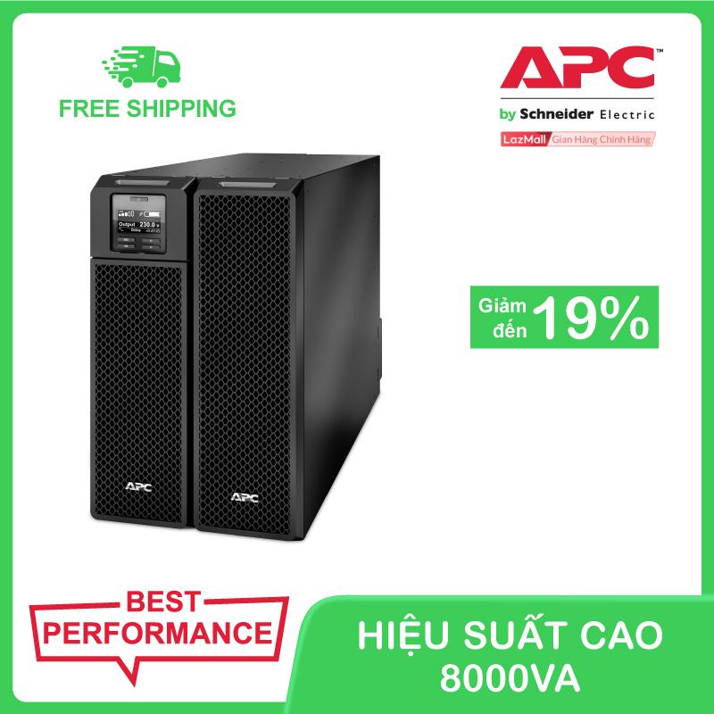 Bảng giá Bộ lưu điện thông minh APC Smart-UPS SRT 8000VA 230V Phong Vũ