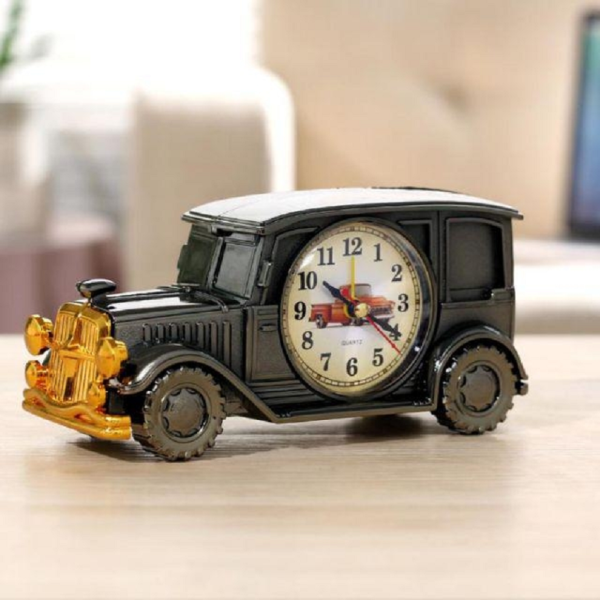 Nơi bán (Giá Sỉ Rẻ) Đồng hồ báo thức để bàn hình ô tô độc đáo