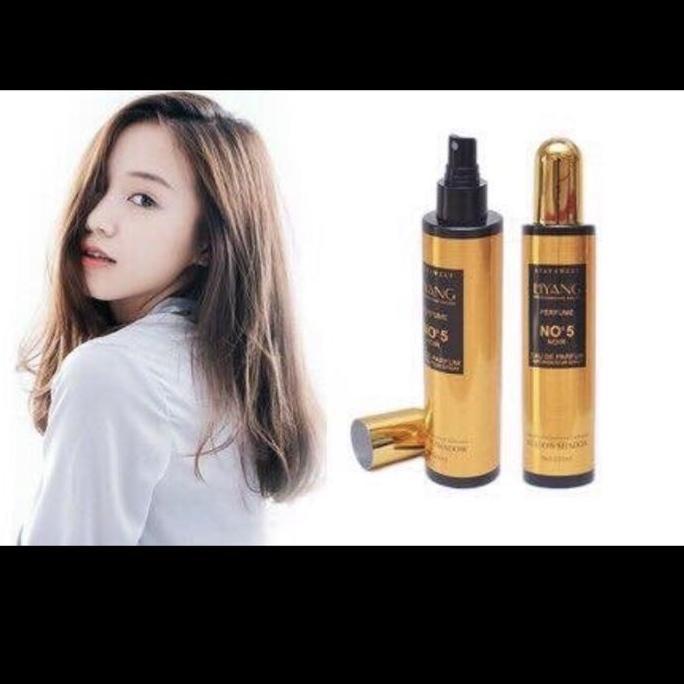 Xịt dưỡng tóc hương nước hoa N5