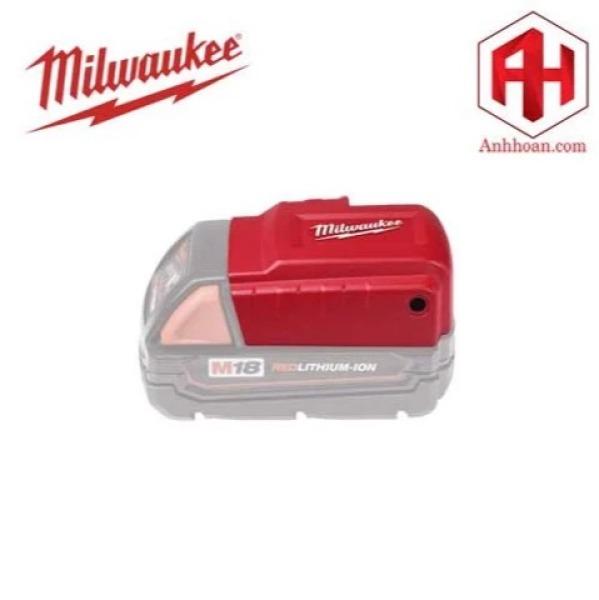 Milwaukee Bộ chuyển pin 18V sang cắm USB M18 USB PS HJ2