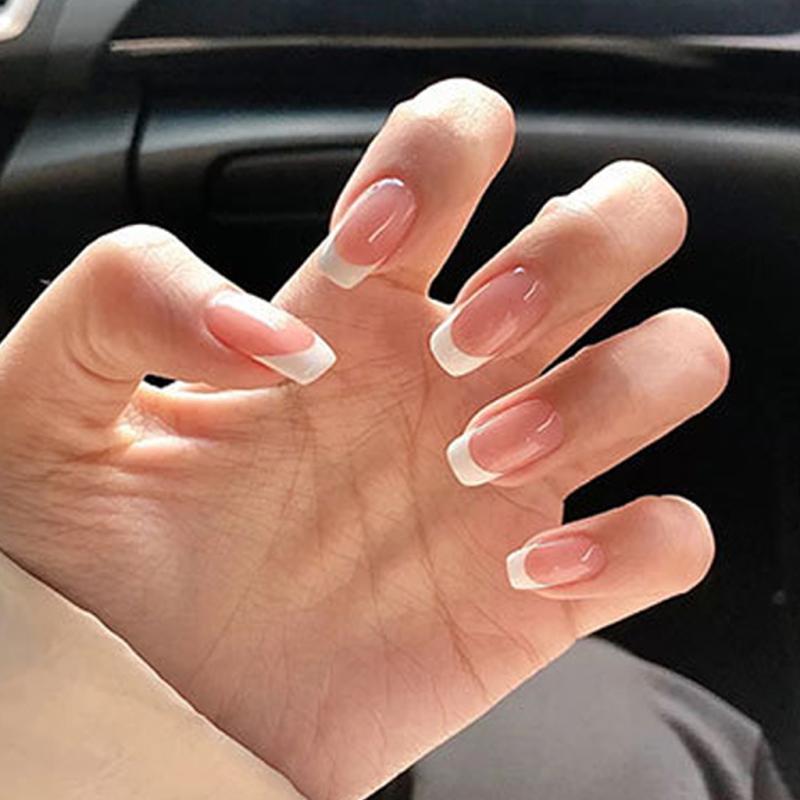 [Tặng keo+ dũa] Nail giả cho học sinh, nail giả cao cấp mẫu HOT 2021 - Kinakino phukienlamdep giá rẻ
