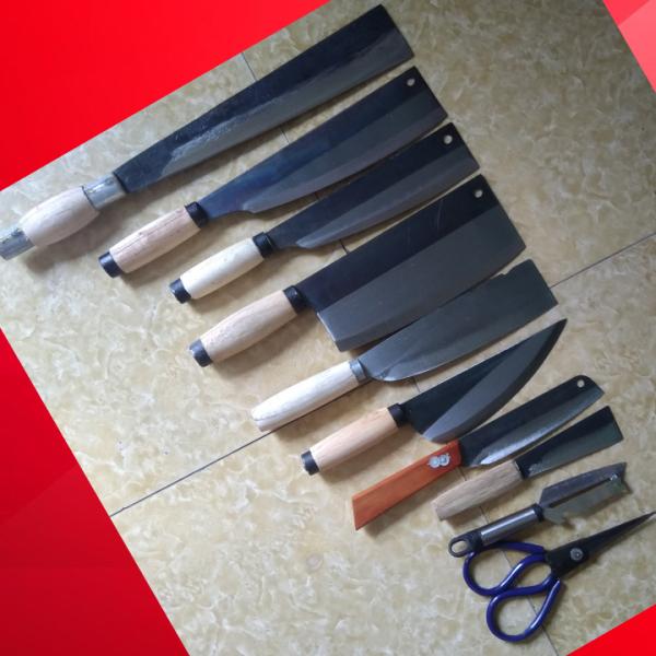 Bộ dao nhà bếp 10 món BỀN ĐẸP