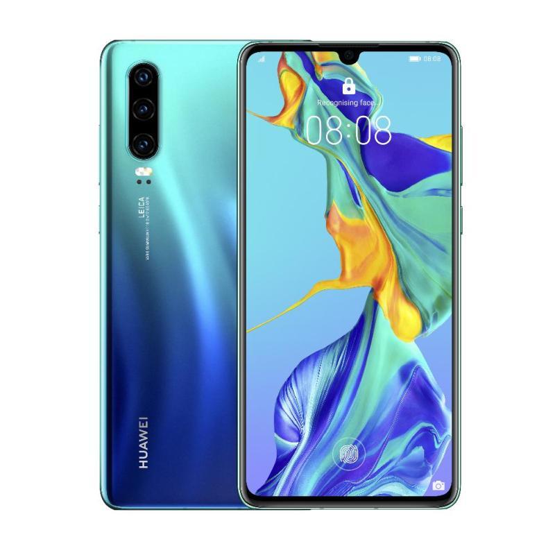 Điện Thoại Huawei P30 - Ram 8GB - Rom 128GB - Camera sau Chính 40 MP & Phụ 16 MP, 8 MP - Camera trước 32 MP - Hàng phân phối chính thức