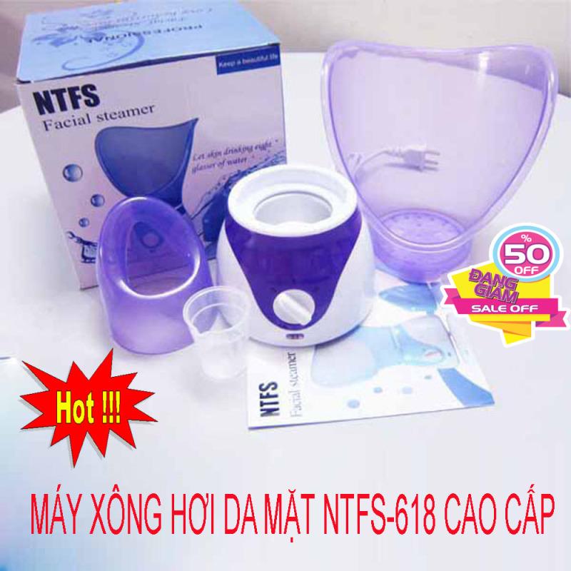 MÁY XÔNG HƠI DA MẶT NTFS-618 CAO CẤP