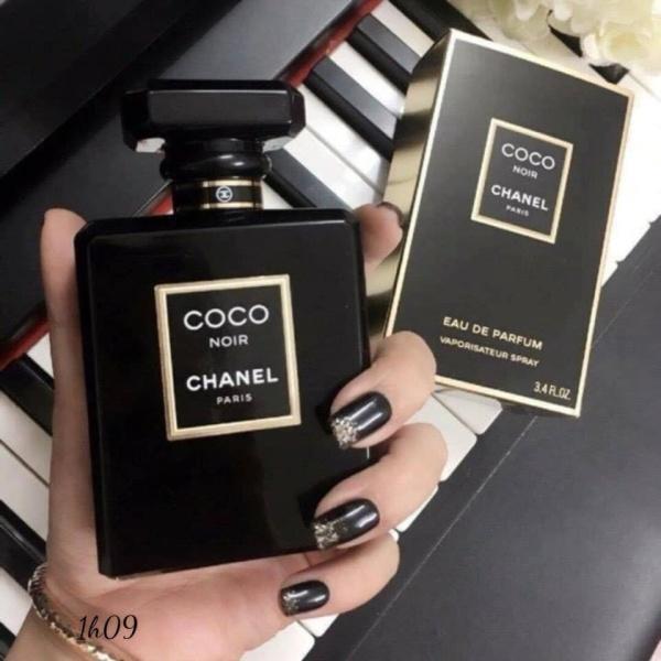 NƯỚC HOA NỮ Mademoiselle noir đen giá rẻ