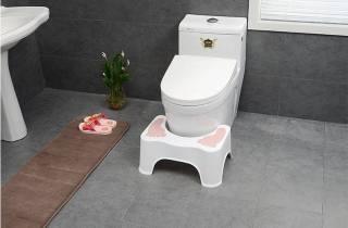 Ghế Kê Chân Toilet Song Long 2798 - Chống Táo Bón, Ngăn Ngừa Các Bệnh Về Tiêu Hóa thumbnail