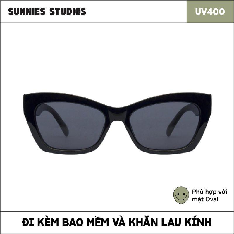Mua Kính mát Sunnies Studios Gọng Mắt Mèo Lexa in Ink