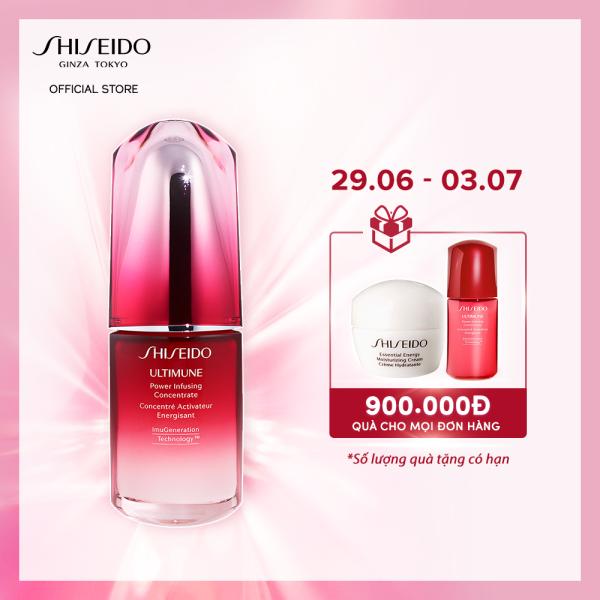 Tinh chất dưỡng da Shiseido Ultimune Power Infusing Concentrate N 30ml