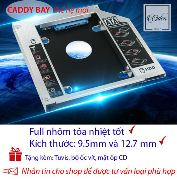 Bảng giá Khay đựng ổ cứng cho Laptop Caddy bay 9.5mm Phong Vũ