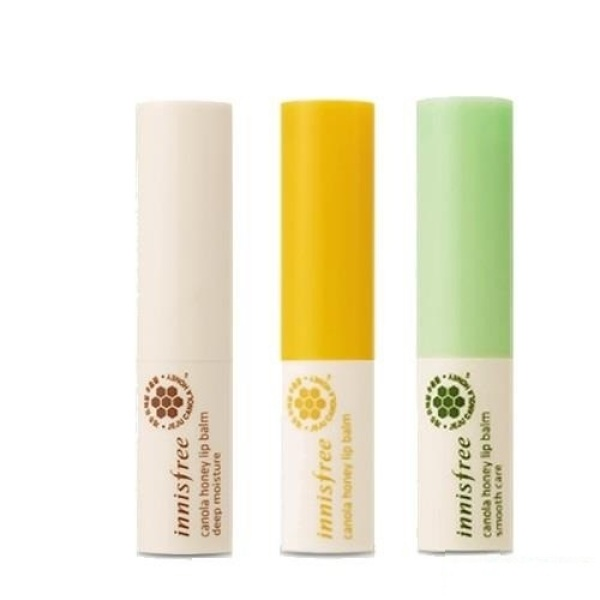 Son dưỡng môi innisfree Canola Honey Lip Balm 3.5g