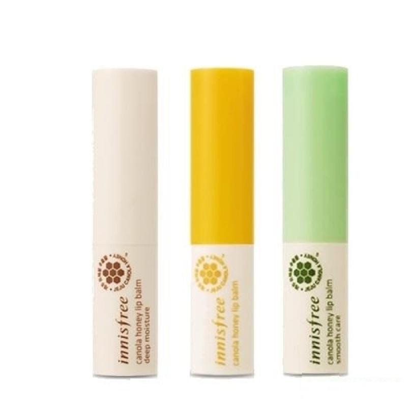Son dưỡng môi innisfree Canola Honey Lip Balm 3.5g giá rẻ
