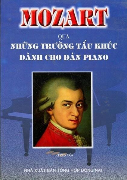 Mua Mozart Qua Những Trường Tấu Khúc Dành Cho Đàn Piano