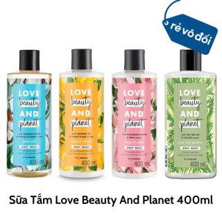 Sữa tắm Love Beauty And Planet 400ml - Hàng công ty thumbnail