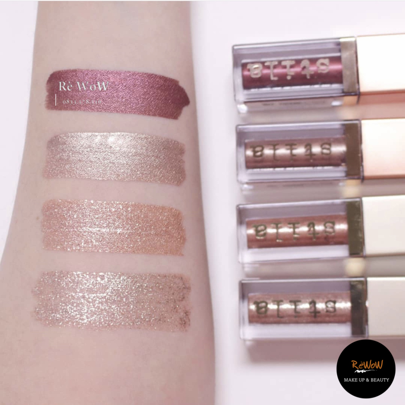 SET NHŨ STILA HIGHLIGHT 6 THỎI