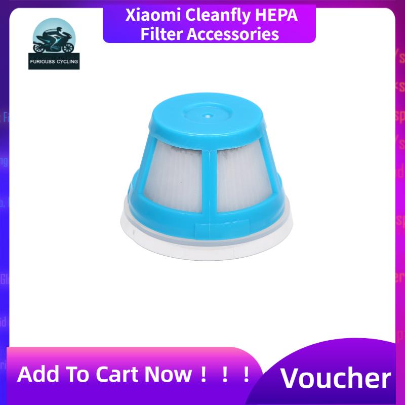 Phụ Kiện Bộ Lọc Xiao-mi Cleanfly HEPA Bộ Lọc Có Thể Thay Thế Cho Máy Làm Sạch Không Dây Xe Hơi Xiaomi Cleanfly