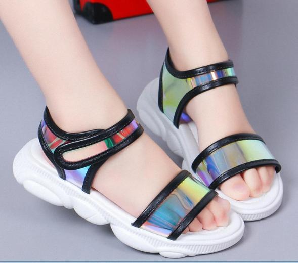 Sandal cho be yêu phong cách hàn quốc dành cho bé 3 tuổi - 13 tuổi - SSD048 giá rẻ