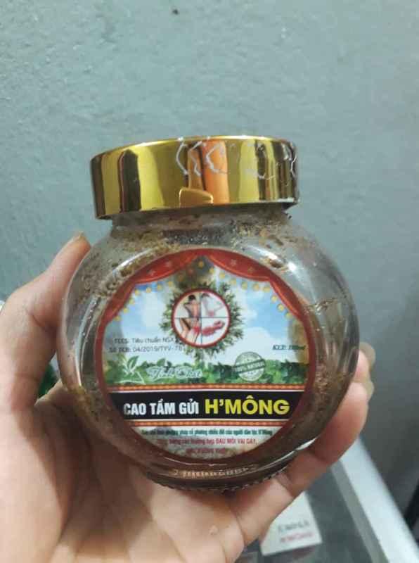 Cao lá Hmong xuong khớp 280 cao cấp