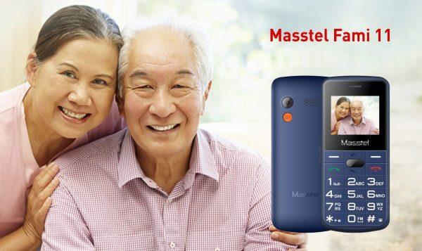 Masstel Fami 11 dành cho người cao tuổi