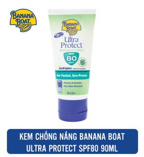 Kem Banana Boat Chống Nắng ULTRA PROTECT SPF80 90ML thumbnail
