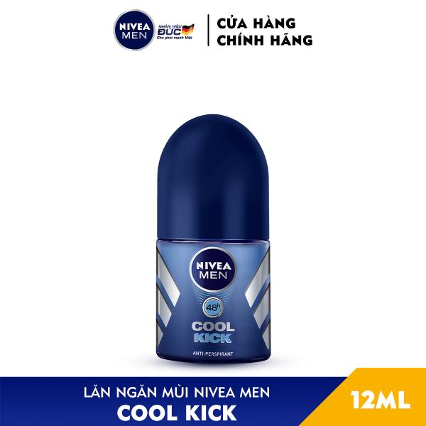[HÀNG TẶNG KHÔNG BÁN] Lăn Ngăn Mùi Nivea Men cool kick mát lạnh 12ml 82291 (Quý khách vui lòng không đặt đơn)