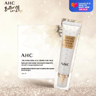 [Slash Price] Sachet AHC The Pure Real Eye Cream For Face 1Ml thumbnail