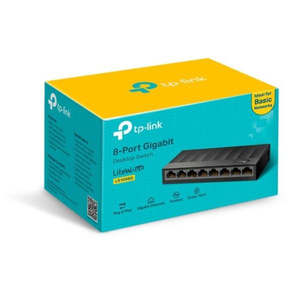 Bảng giá Bộ chia mạng Tp-link LS1008G Gigabit 8 cổng - Bảo hành 24 tháng, sản phẩm tốt, chất lượng cao và cam kết hàng đúng như hình ảnh Phong Vũ