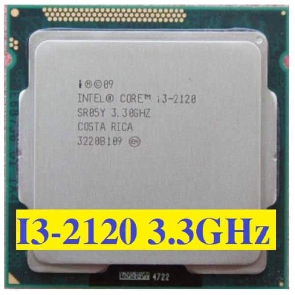 Bảng giá CPU I3 2120 3.3GHZ SK 1155 Phong Vũ