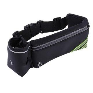 Túi đeo hông chạy bộ thể thao phàn quang có ngăn đựng bình chai nước thumbnail