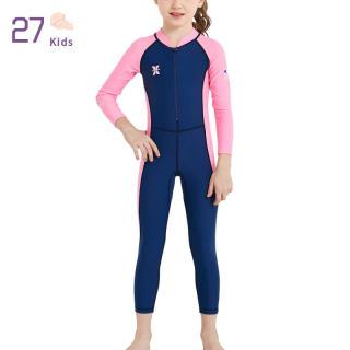 Đồ bơi cho bé trai và bé gái 27Kids chống tia UV thích hợp đi bơi - INTL
