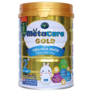 Sữa Meta care gold 2 + (900g) dành cho trẻ từ 2 tuổi thumbnail